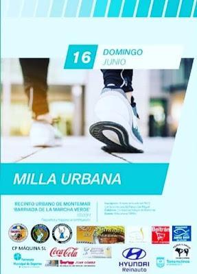XXVI Milla Urbana de Montemar