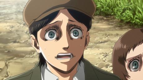 Reseña/ Shingeki no Kyojin Season 3 - Part 2/ Episodio 8