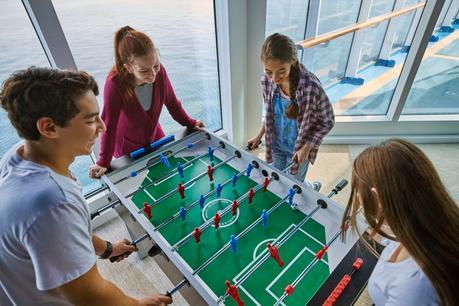 Princess-Cruises-Teens-Club ▷ Comenta en 7 mejores cruceros para niños por Caz