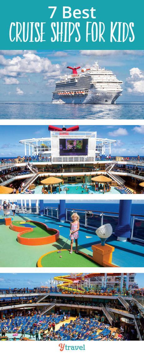 best-cruise-ships-for-kids-1 ▷ Comenta en 7 mejores cruceros para niños por Caz