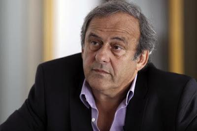 Michel Platini detenido en Francia
