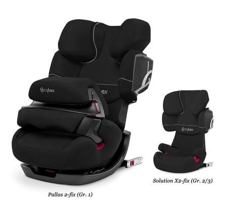Mejores sillas de coche para bebé