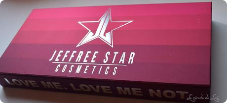 JEFFREE STAR COSMETICS, Love Sick Collection, Mini Bundle labiales líquidos Velour  Red & Pink