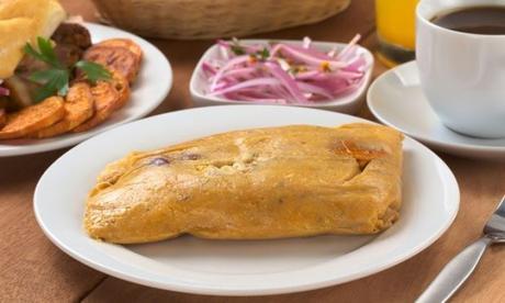 Tamal de picadillo, exquisitez de la gastronomía de San Luis Potosí