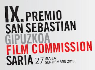 Se abre la convocatoria al Premio San Sebastian - Gipuzkoa Film Commission