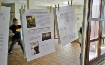 Exposición en Casa Larraga