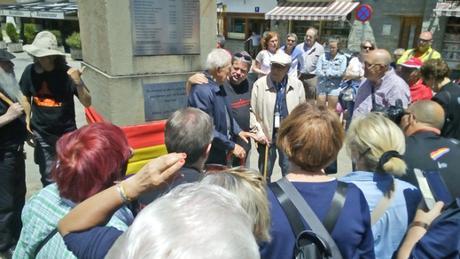 XIII Jornadas de La Bolsa de Bielsa: memoria y reivindicación, con el puño en alto y sin perder la sonrisa