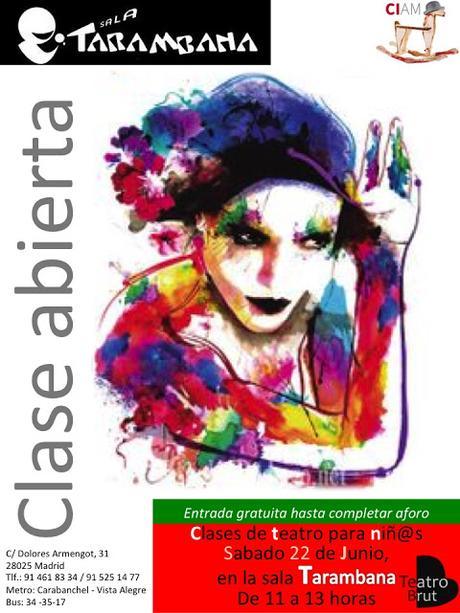 theater and disability, inclusive theater, theater, muestra de teatro en Tarambana, por manu medina