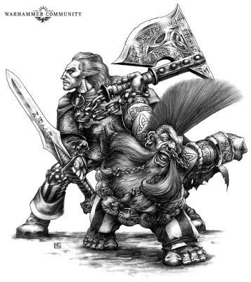Resumen rápido de Warhammer Community