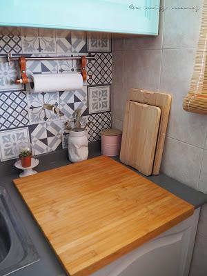 Renovación cocina low cost parte II