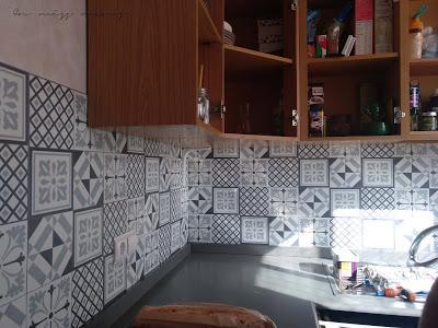 Renovación cocina low cost parte I