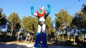 Estatuas de Robots por el mundo (primera parte)