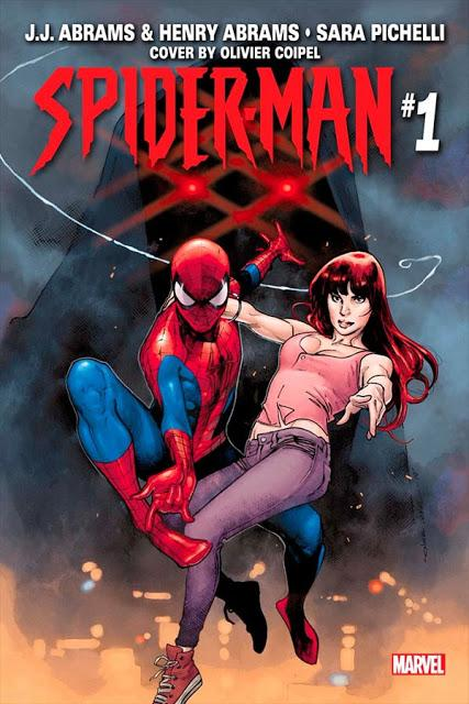 J.J. Abrams escribirá una historia de Spider-Man para Marvel Comics