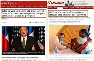 Gobierno cubano rechaza por acentuar hostilidad