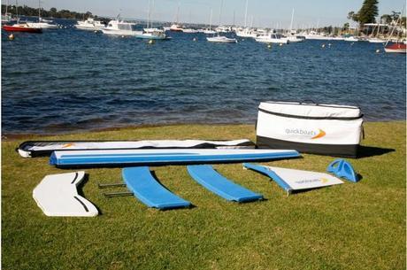 Barcos plegables para todos los presupuestos
