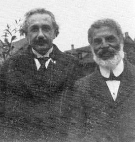 El amigo de Einstein