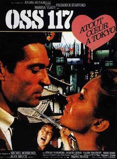 TOKYO HORA CERO (A tout coeur à Tokyo pour O.S.S. 117) (Francia, 1966) Acción