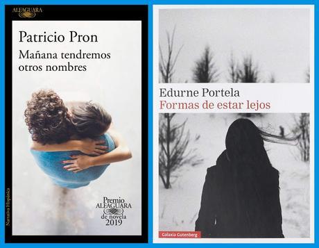 Premio Alfaguara de Novela 2019, Mañana tendremos otros nombres, Formas de estar lejos