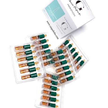 Probando las Ampollas Germinal Acción Profunda Prebióticos