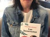 Entrevista Paloma Bravo. incorrectas.
