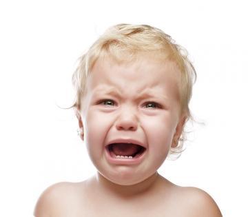 Cuando el bebé llora por la ausencia de su madre