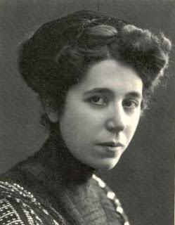 María Lejárraga en Mujeres Malditas.