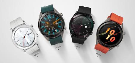 Huawei Watch GT, más de dos millones de unidades vendidas