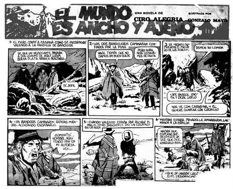 Día del Campesino en viñetas.