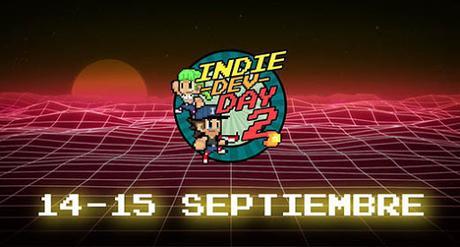 ¡La segunda edición de #IndieDevDay ya tiene fecha!