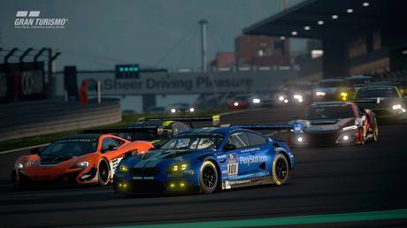 La actualización con lluvia de Gran Turismo Sport llega esta semana