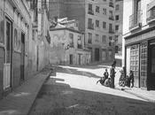 Fotos antiguas Madrid: Calle Morería