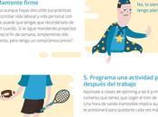 INFOGRAFÍA: Consejos para recuperar equilibrio entre vida personal laboral
