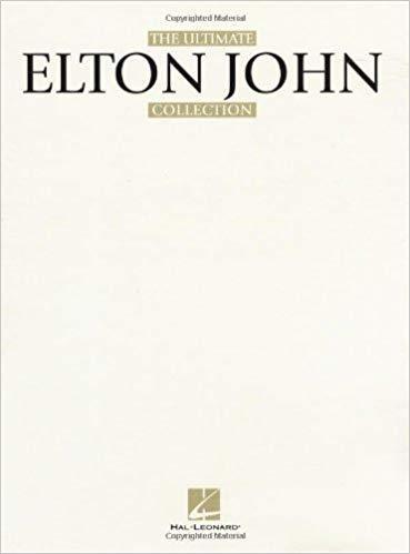 Elton John - The Ultimate Collection Vol. 1 y 2 (songbook piano PDF)