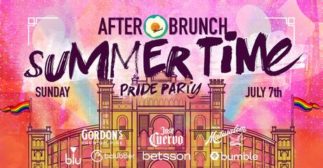 AFTERBRUNCH PRIDE PARTY