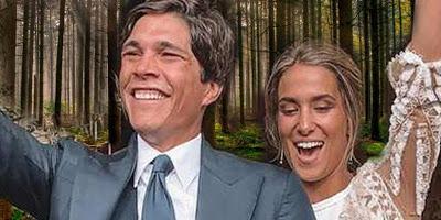 María Pombo se casa con Pablo Castellano