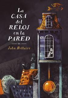 La carta, la bruja y el anillo (Los casos de Lewis Barnavelt #3) de John Bellairs