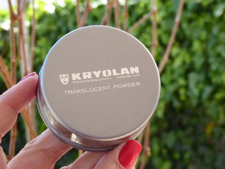 Los polvos sueltos traslúcidos más mates del mercado: Traslucent Powder Kryolan