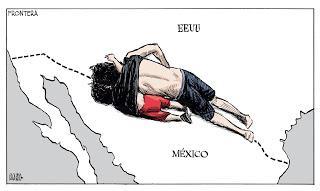 Óscar y Valeria: la crueldad de la frontera