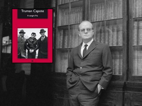 A sangre fría, una novela de Truman Capote
