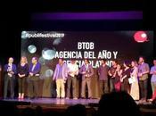 BTOB erige como mejor agencia publicidad España Publifestival