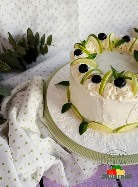 LAYER CAKE DE MOJITO