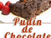 Pudín chocolate