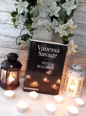 Oculta en la sombra (Vanessa Savage)