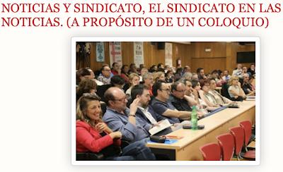 CCOO, Baylos y los medios de comunicación (I)