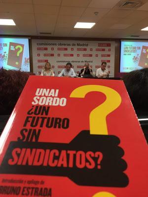 CCOO, Baylos, los medios de comunicación (2) y la hoja de ruta Luismari