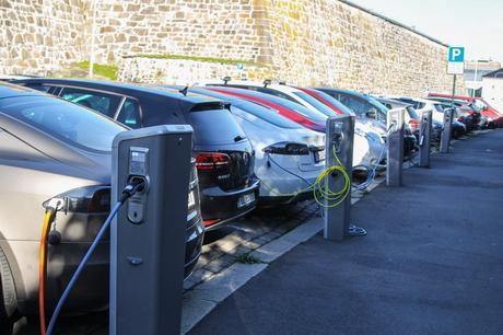 Carga coches electricos noruega