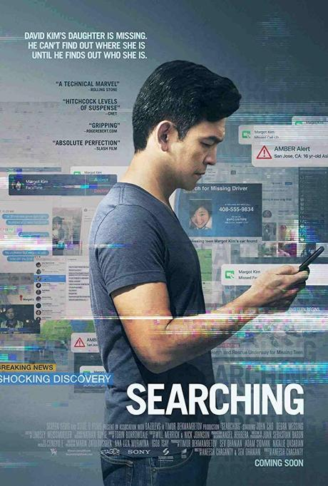 John Cho and Michelle La in Searching (2018)