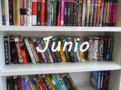 Revisando lecturas: Junio
