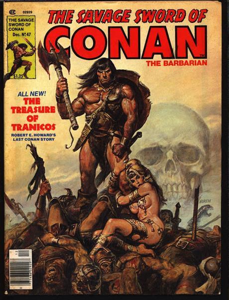 Espadas de Cimeria y hechiceros diabólicos, una aproximación al mito de Conan (Parte I)