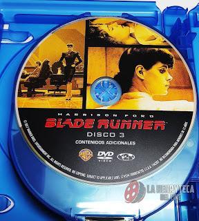 Fotoreportaje Pack Blade Runner UHD